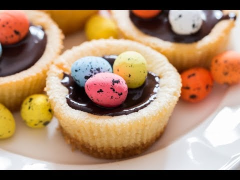 Easter Mini Cheesecake