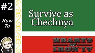 HoI4 - Modern Day - Survive as Chechnya - Part 2