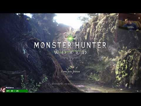 MHW & Illusion Of Gaia   Chat At Twitch.tv/Mungry (Link In Description)