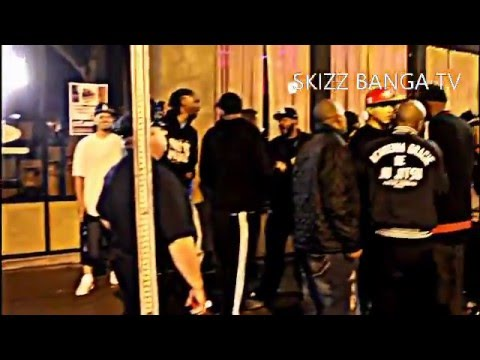 EXCLUSIVE FOOTAGE OF BENZINO IN SPRINGFIELD MA  ANGRY CROWD