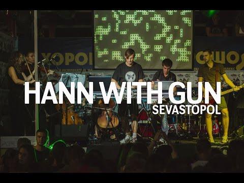 Hann with Gun - Deliberate