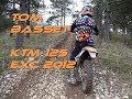 Présentation Pilote : Tom Basset KTM 125 EXC 2012