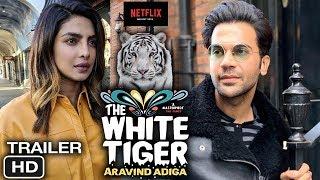 The white tiger | coming soon on netflix priyanka chopra, rajkummar rao trailer review rajkumma...