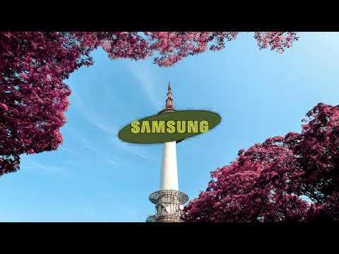 Samsung Logo In South Korea