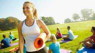 Коврики (Карематы) - для йоги, фитнеса, отдыха и туризма. Ижевские туристические коврики Изолон(, 2015-06-28T04:43:09.000Z)