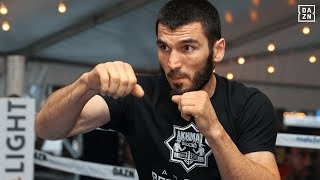 Artur Beterbiev's Road to Being a Champion