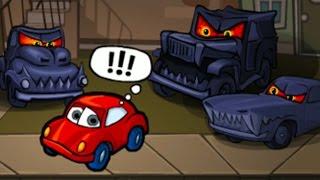 - Car Eats Car 2 Хищные машины 2 Машина ест машину игровой мультик видео для детей KID