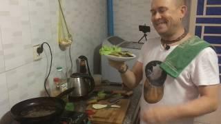 Баклажаны жареные или тушеные | Вегетарианские рецепты