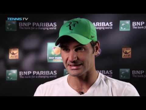 BNP Paribas Open 2017: Federer 'Looking Forward' to Nadal Clash