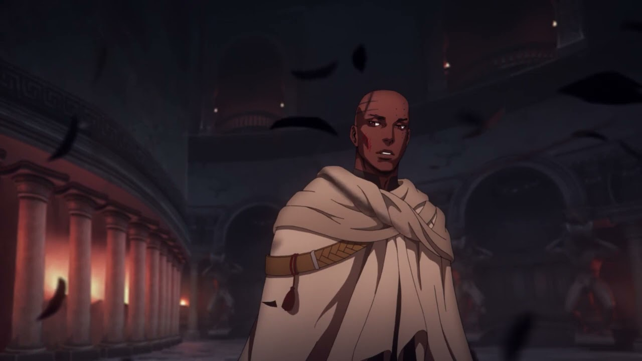 Download Isaac: Perhaps others will occupy this city one day   Castlevania Season 3 Episode 9 Scene