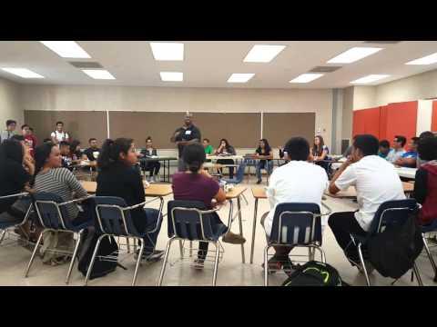 Kelvin D. Fleming (COACH KEL)  @ AVENAL HIGH SCHOOL 10/22/2015