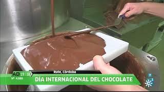 Reportaje día mundial del Chocolate