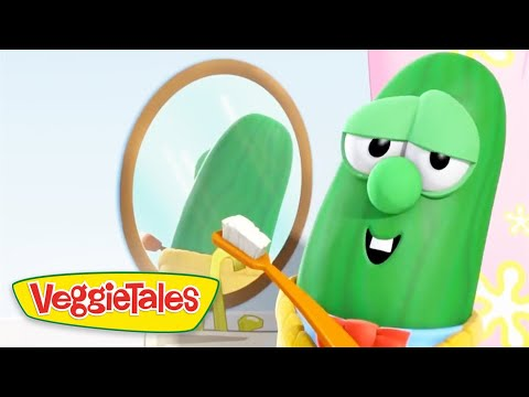 veggie-tales- -silly-song-compilation- -my-only-tooth- -silly-songs-with-larry- -kids-cartoon