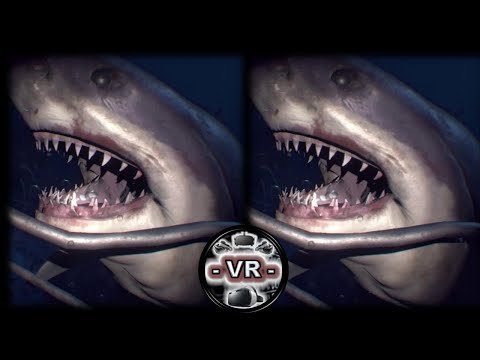 🔴 VR VIDEOS 3D SBS Underwater For VR BOX 3D Not 360 VR