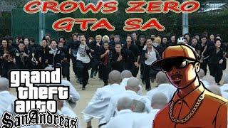 GTA SAN ANDREAS INDONESIA - TAWURAN CROWS ZERO 2 :V