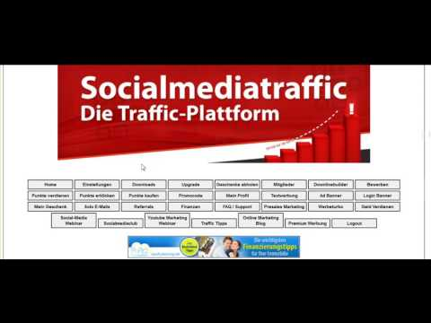 SocialMediaTraffic Traffic-Tipps - Textanzeigen