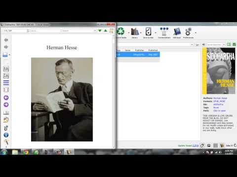 Convert EBook To Kindle Format With Calibre