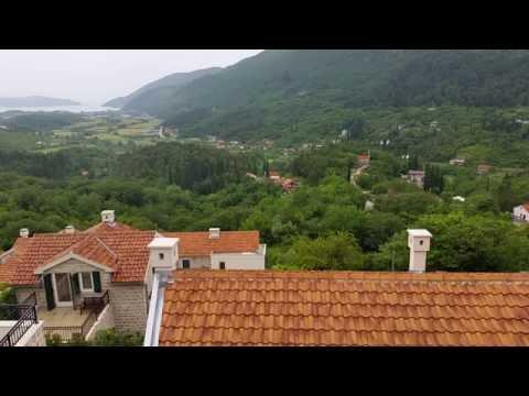 ДОМ В ЧЕРНОГОРИИ. Продажа роскошной виллы в поселке Лучичи. Черногория