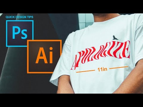 Best Document Settings For Making T-shirt Designs (Quick Design Tips)