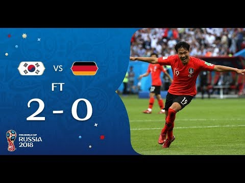 South Korea vs Germany 2018 2-0 (Memes,Crafy reactions and comments)