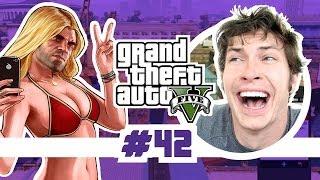 Grand Theft Auto V - TOO SEXY - Part 42