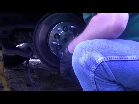 HowTo: Replacing the Hub Bearing / ABS Sensor on a 2004 Chevrolet Colorado