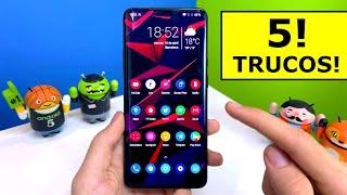 ACTIVA estos 5 TRUCOS OCULTOS en tu Android!!!!