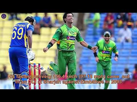 TOP 10 Fastest Bowlers In Cricket History BBC Sports Cricket YouTube
