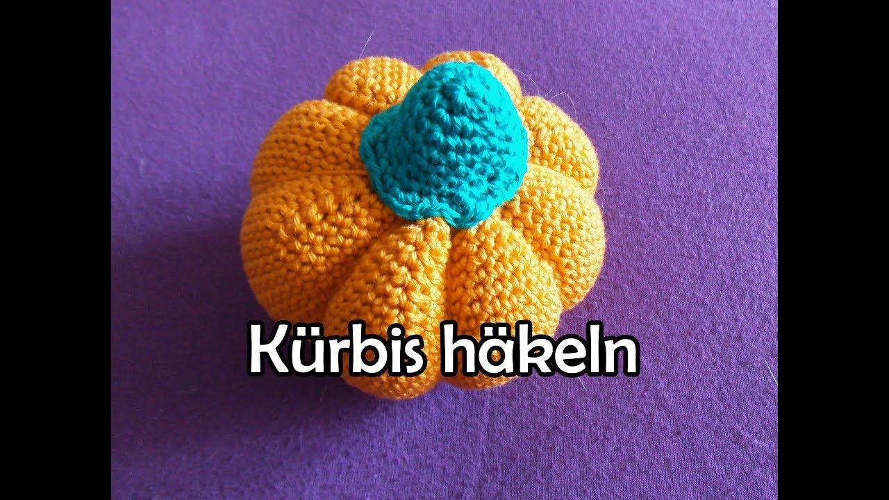 Dorable Häkeln Kürbis Muster Ornament - Decke Stricken Muster ...