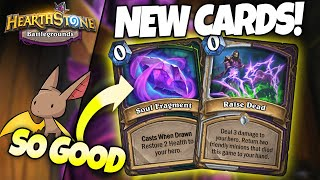 SCHOLOMANCE GAMEPLAY - Soul Fragments are INSANE | Firebat Hearthstone