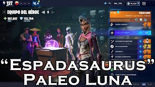 Team Heroe Paleo Moon In Fortnite Save The World