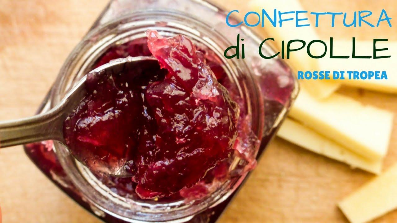 Ricetta Confettura Di Cipolle Rosse Di Tropea Kitchen Brasita