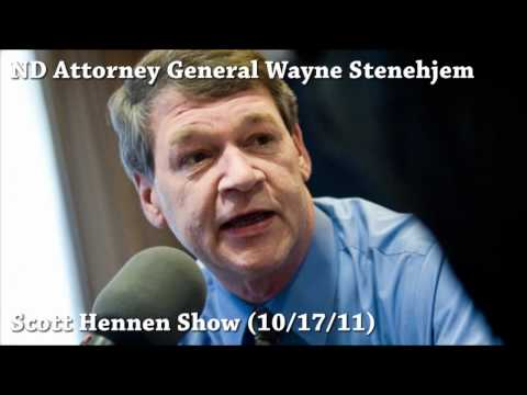 ND Attorney General Wayne Stenehjem on the arguments against the EPA