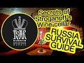 (Ep. 24) Secrets of Stroganoff's Wine cellar - Tsar Events' RUSSIA SURVIVAL GUIDE