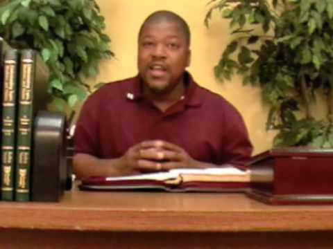 Kingdom Reality with Pastor Ricky Reid show #2(part 2)-The Perfect Environment
