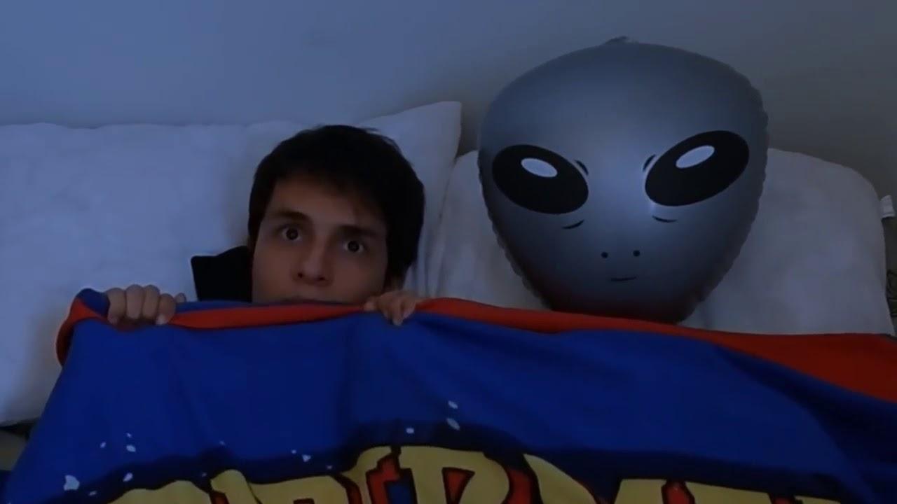 5 Aliens Captados En Cámara