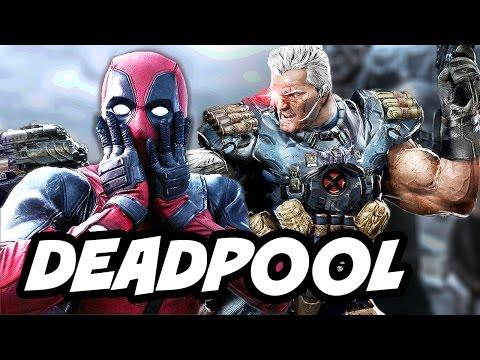 Deadpool 2 X-MEN Dark Phoenix New Mutants Teaser and X-Force Movie Explained