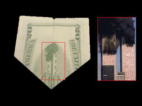 911 World Trade Center Hidden On Your Money (5, 10, 20,50,100)