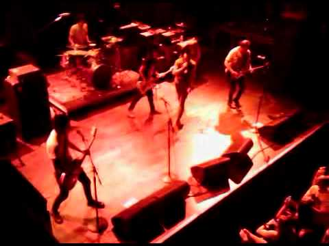 Evacuate - give you nothing @ House of Blues - Anaheim 9-06-09