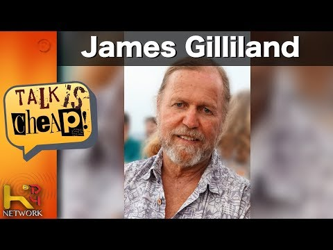 James Gilliland (Political, New Currency, The Event, Aliens, Bigfoot)