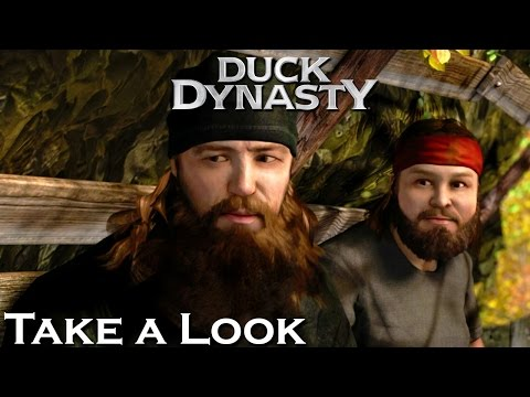 Duck Dynasty - X360 PS3 Gameplay (XBOX 360 720P) Take a Look