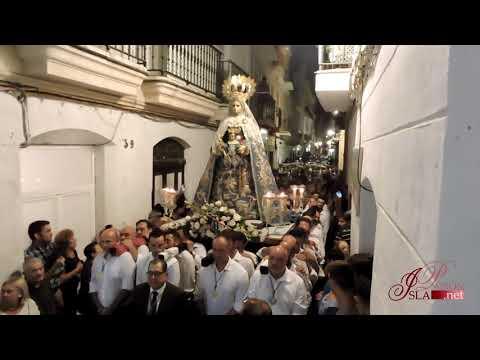 Traslado de la Virgen del Rosario a la Parroquia de Ntra. Sra. de la Palma (Cádiz) - 2017