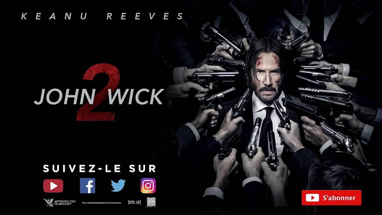 JOHN WICK 2 - Teaser - VOST