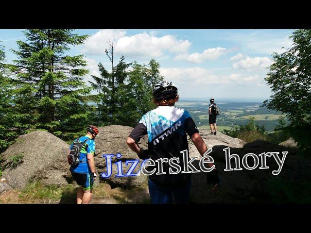 Jizerské hory | protržená hráz, Krásná Maří, výhled až do Polska | kolo - MTB | HD | Discurrere