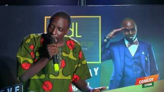 Alex Muhangi Presents Comedy Store - Amooti