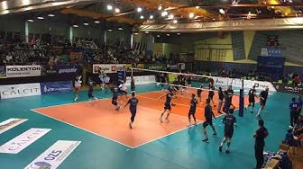 Calcit Volley : Merkur Maribor 2:3