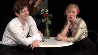 FIKET - musikalen - Julie Hall + Arvid Assarsson - del 7 - En sista Tango