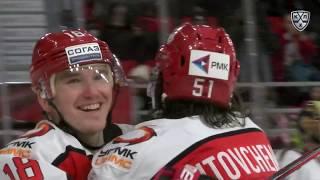 Belousov gives Avto comfortable lead