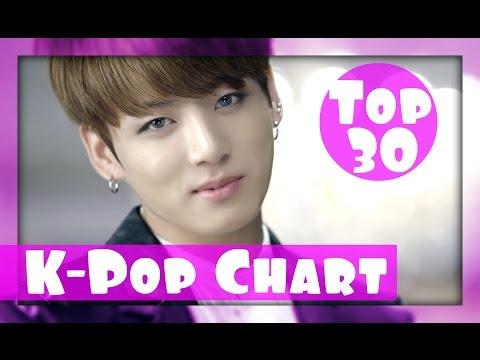 K-VILLE'S [TOP 30] K-POP SONGS CHART - OCTOBER 2016 (WEEK 3)