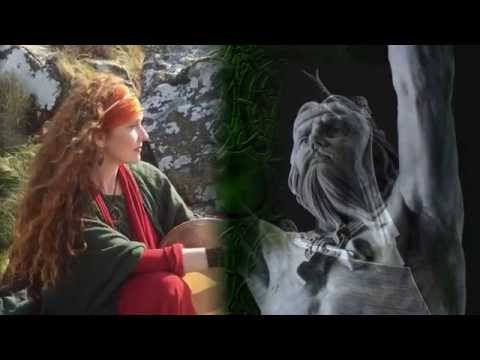 """Song for Manannan""  by Celia Farran"